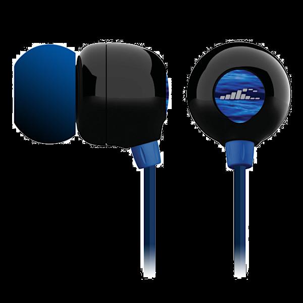H2O Audio Surge Bass Amplified Waterproof Headphones